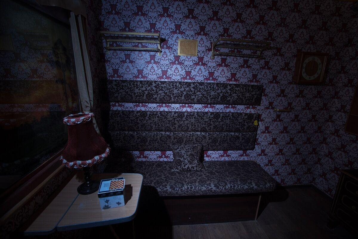 Фото квест комнаты Тайна скорого поезда в городе Запорожье